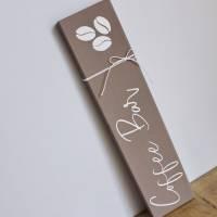 """Holzschild """"Coffee Bar"""" aus der Manufaktur Karla Bild 2"""