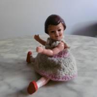 VINTAGE *** kleine ARI - Zelluloid - Puppe *** Bild 1