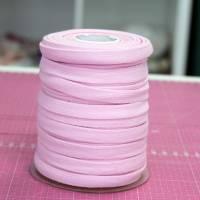 Kordel flach in rosa - 15 mm - Hoodieband Bild 1