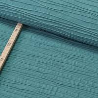 Jersey, Strukturjersey Peru, smaragd, grün  - Swafing Bild 1