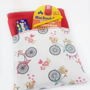 Brustbeutel mit Namen personalisiert, Kinder Geldbeutel, Geldbörse, Brusttasche, Beutel mit Namen, Mädchen Geburtstag Bild 4