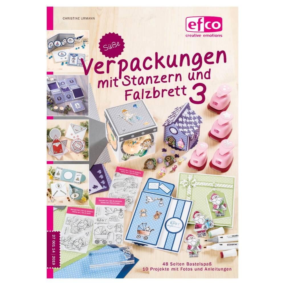 Buch Süße Verpackungen mit Stanzern und Falzbrett 3 Bild 1