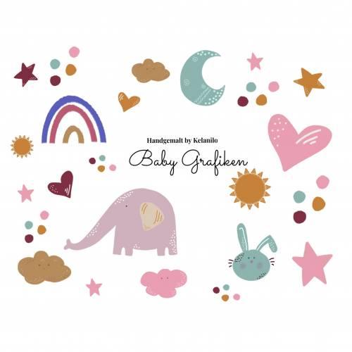 Baby Design Dateien Print Plotten Drucken