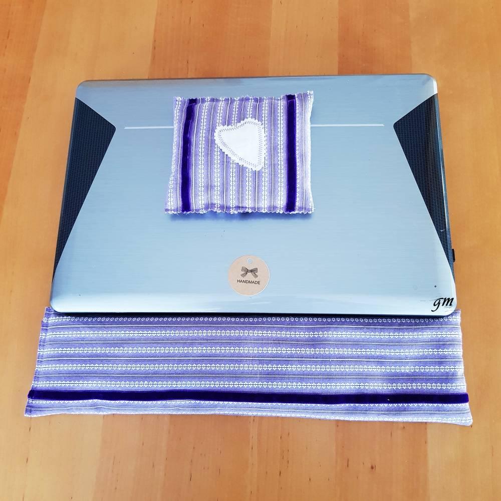 Handgelenk Unterstützung, Unterarmauflage, Handgelenkauflage, PC-Kissen, Computer-Tastatur oder Maus Armauflage - Comput Bild 1