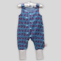 Bio Baby Strampler Babystrampler Ankerliebe Bild 2
