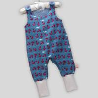 Bio Baby Strampler Babystrampler Ankerliebe Bild 5