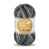 Sockenwolle Flotte Socke Aurelia Fb. 7070, 150gr. Knäuel, 6-fach Bild 1
