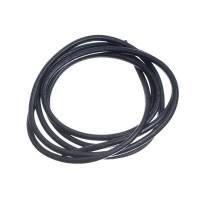 2 Meter / Lederband / 3 mm / schwarz / M1-0348 Bild 1