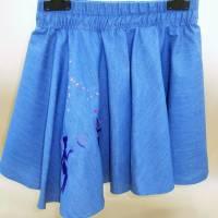 Jeans - Tellerrock für Kinder FEEN Bild 3