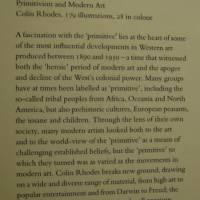 Primitivism and Modern Art von Colin Rhodes,Thames and Hudson London Bild 4