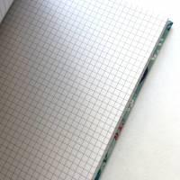 "Notizbuch ""Namaste"" Hardcover stoffbezogen A5 Yoga Yogafan Yogini Geschenk Geschenkidee Fanartikel Bild 6"