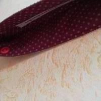 Nadelgarage, Nadelsafe, Nadelspiel Garage, Nadelspiel Safe, Nadeltasche für 15 cm lange Sockennadeln,  Bild 3