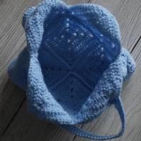 Tasche  Umhängetasche  Kindertasche  Damentasche  amigoll9  Handarbeit Bild 3