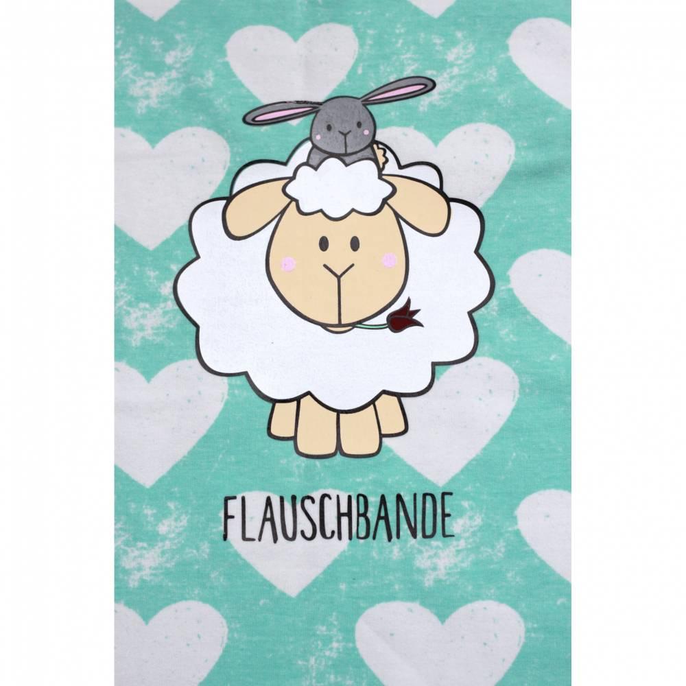 Plotterdatei Flauschbande Schaf und Hase   Digitale Datei  Bild 1