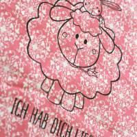 Plotterdatei Flauschbande Schaf und Hase   Digitale Datei  Bild 2