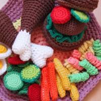Zubehör für Kinderküche und Kaufladen, Set Bild 2