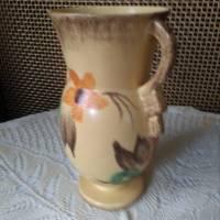 Vintage Keramik-Vase - Elsterwerda Handarbeit Bild 2
