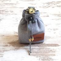Leckerlibeutel / Futterbeutel Yammi Loden - Innenstoff wasserdicht und abwaschbar Bild 1
