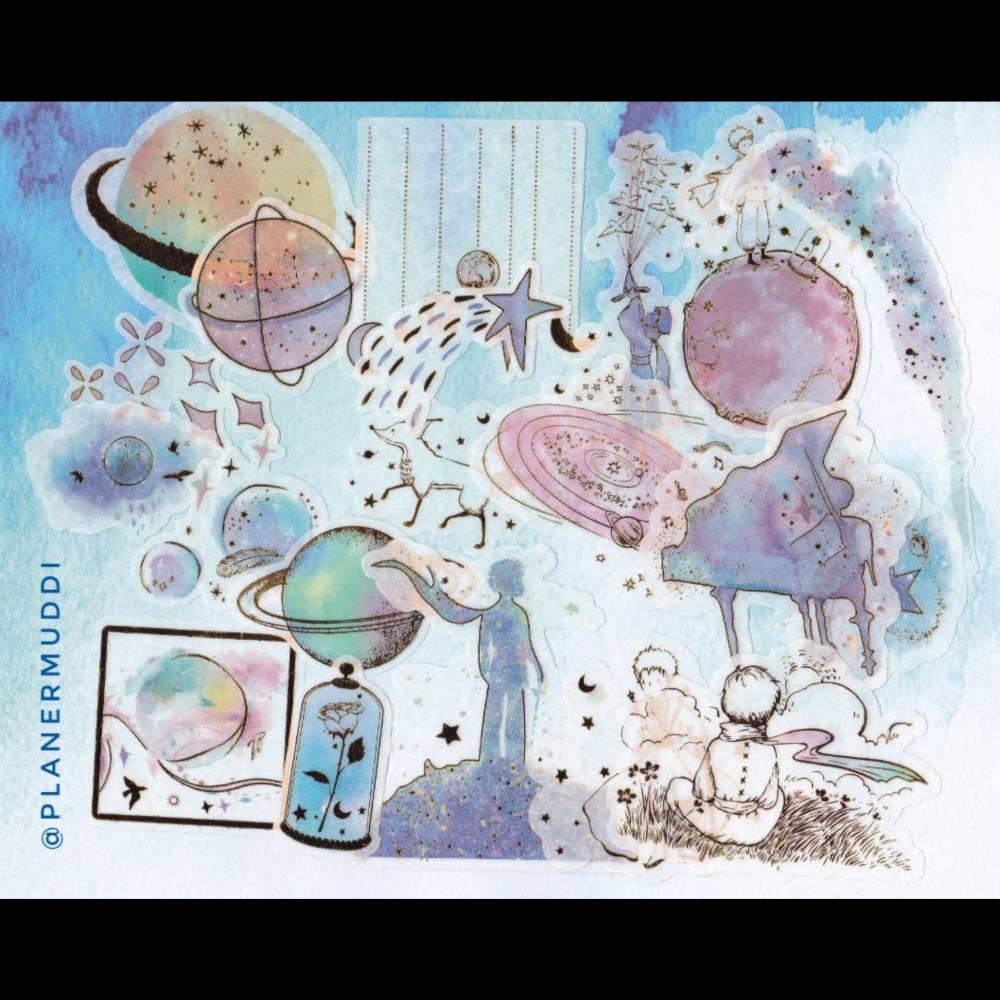 """Sticker-Set """"Das Wesentliche"""", 20-teilig Bild 1"""