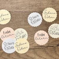 Aufkleberset Ostern Osteraufkleber Sticker für Ostern Bild 1