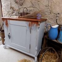 antike Kommode im Cottage-Stil anno 1850 , Vintage, Shabby  Bild 3