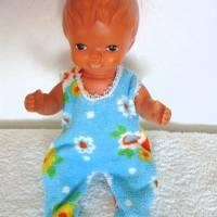 Vintage Babypüppchen Kleines Püppchen - zeitlos schönes Spielzeug - aus den 60er Jahren Bild 1