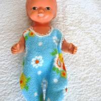 Vintage Babypüppchen Kleines Püppchen - zeitlos schönes Spielzeug - aus den 60er Jahren Bild 2