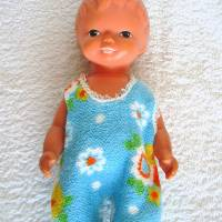 Vintage Babypüppchen Kleines Püppchen - zeitlos schönes Spielzeug - aus den 60er Jahren Bild 6
