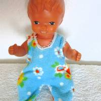 Vintage Babypüppchen Kleines Püppchen - zeitlos schönes Spielzeug - aus den 60er Jahren Bild 8