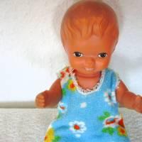 Vintage Babypüppchen Kleines Püppchen - zeitlos schönes Spielzeug - aus den 60er Jahren Bild 9