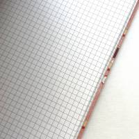 "Notizbuch Rezeptbuch ""Sweet Apple Pie"" Hardcover A5 stoffbezogen Äpfel Apfelkuchen Hobbybäcker Fan Geschenk Bild 4"