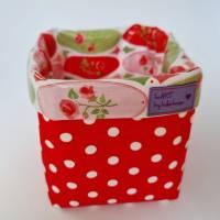 """Utensilo """"Rosen"""" in rot-rosa-grün von he-ART by helen hesse Bild 2"""