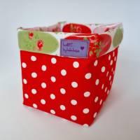 """Utensilo """"Rosen"""" in rot-rosa-grün von he-ART by helen hesse Bild 7"""