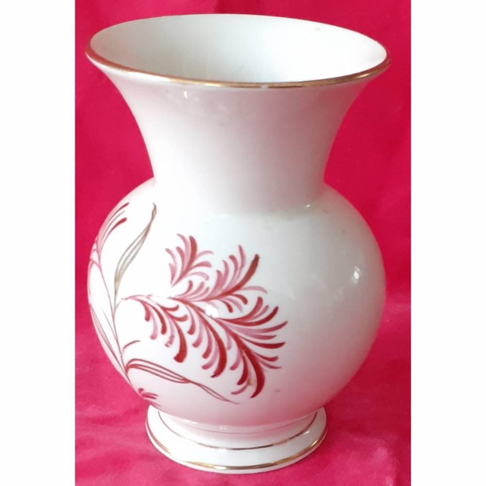 Vintage Porzellan Vase KERAFINA BAVARIA 50er/60er Jahre Bild 1