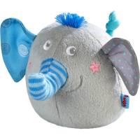 Windeltorte Elefant blau zur Geburt Bild 2