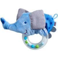 Windeltorte Elefant blau zur Geburt Bild 3
