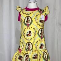 Sommerkleid in Gr. 110 Bild 1