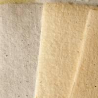 10 Blatt handgeschöpftes Papier, ca. 21 cm x 29,5 cm, Büttenpapier, Bastelpapier, Kaschierpapier Bild 5