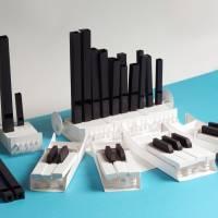 Bausatz für eine funktionstüchtige modulare Papierorgel, Kickstarter Kampagne, Musikinstrument bauen, musikalisches Proj Bild 2