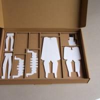 Bausatz für eine funktionstüchtige modulare Papierorgel, Kickstarter Kampagne, Musikinstrument bauen, musikalisches Proj Bild 7