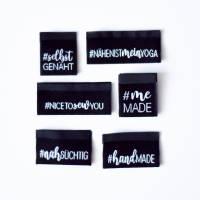 Webetiketten zum Einnähen - 18er Set #LabelDruff - 1. Generation Bild 4