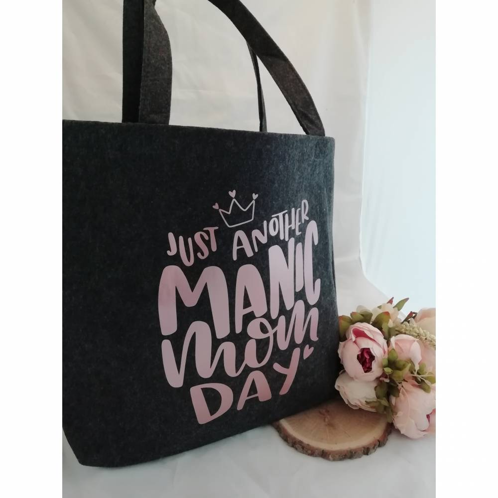 Shopper Just another manic mom day Bild 1