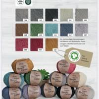 Organic Merino Cotton, Farbe 132, grün Bild 1