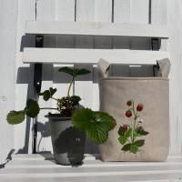 Tasche Korb Utensilo Aufbewahrung Bild 1