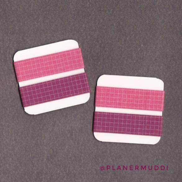 2 Washi-Samples  Bild 1