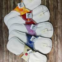 5er SET waschbare Slipeinlagen und Binden in 4 verschiedenen Stärken *Upcycling-Produkt* Bild 8