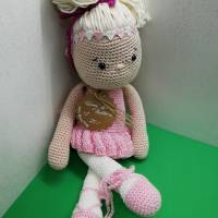 Süsse handgearbeitete Puppe Tammy II  Bild 1
