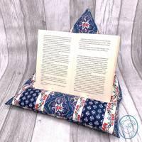 Lesekissen, Tablethalterung, Geschenkidee, Produkt der Provence Bild 3
