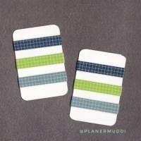 3 Washi-Samples Bild 1