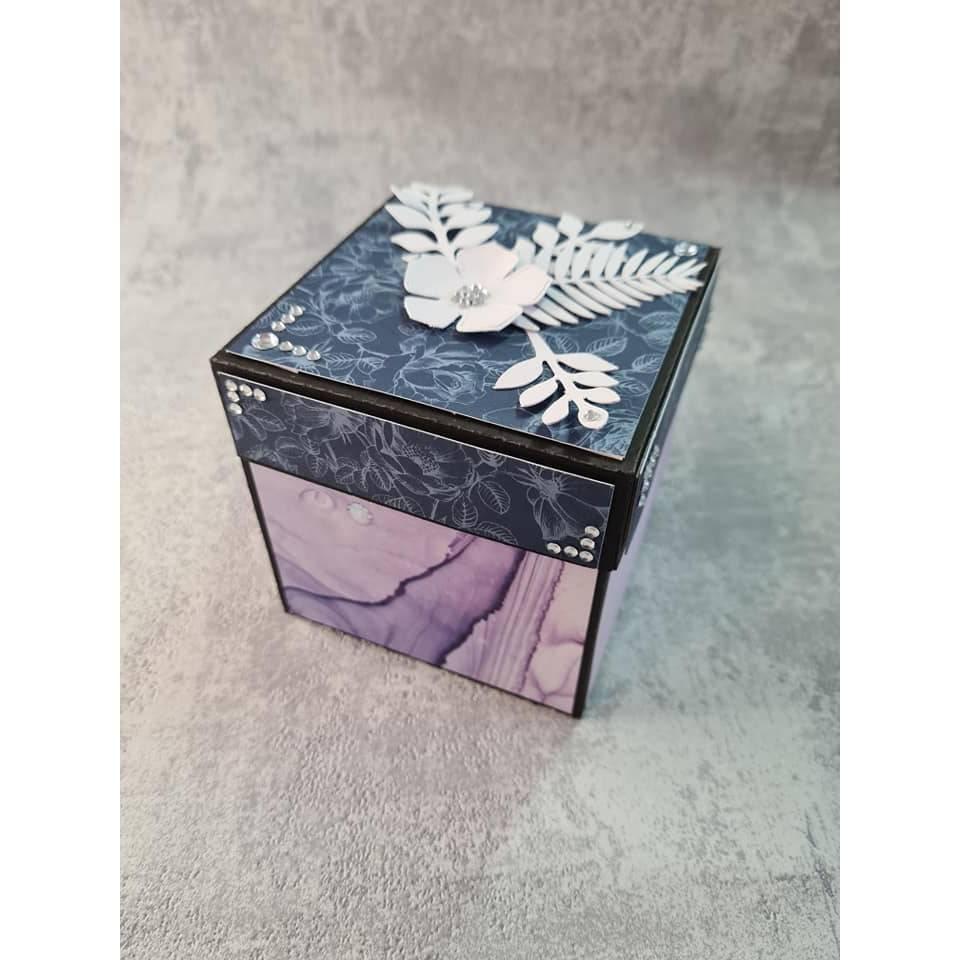Scrapbook Explosionsbox Bild 1